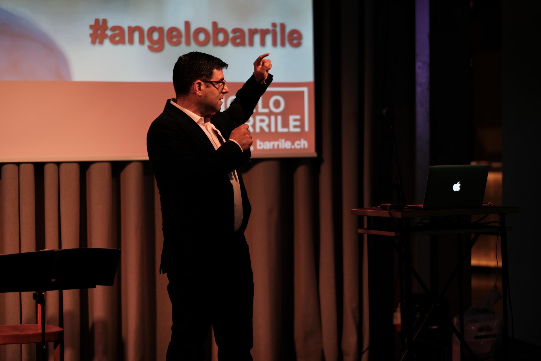 #angelobarrile: Ab sofort nutzbar!
