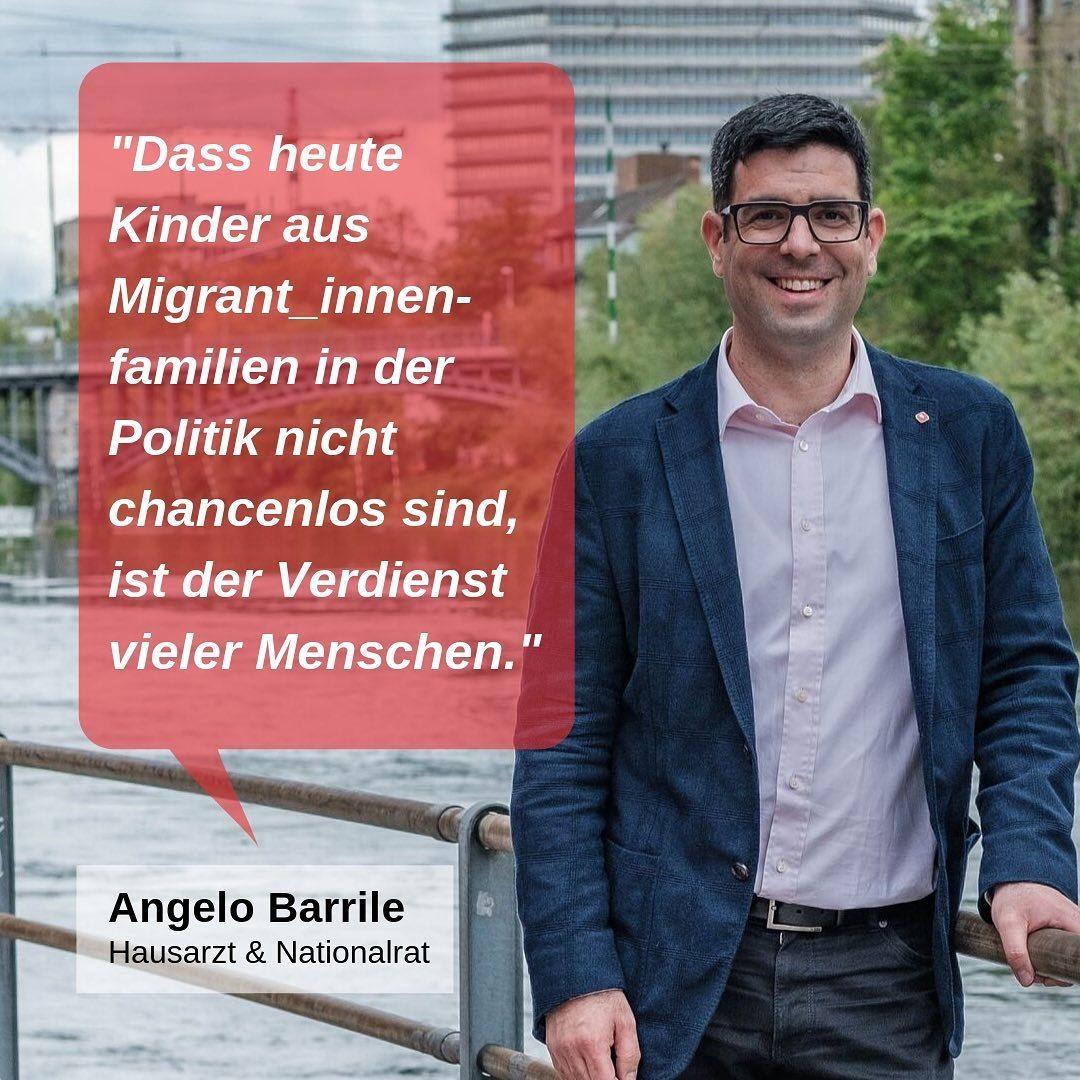 """""""Dass heute Kinder aus Migrant_innen-Familien in der Politik nicht chancenlos sind, ist der Verdienst vieler Menschen."""""""
